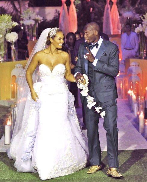 Celebrity Wedding Outfits 2019: MR Ochocinco #celebrityweddings #forthebride #bride