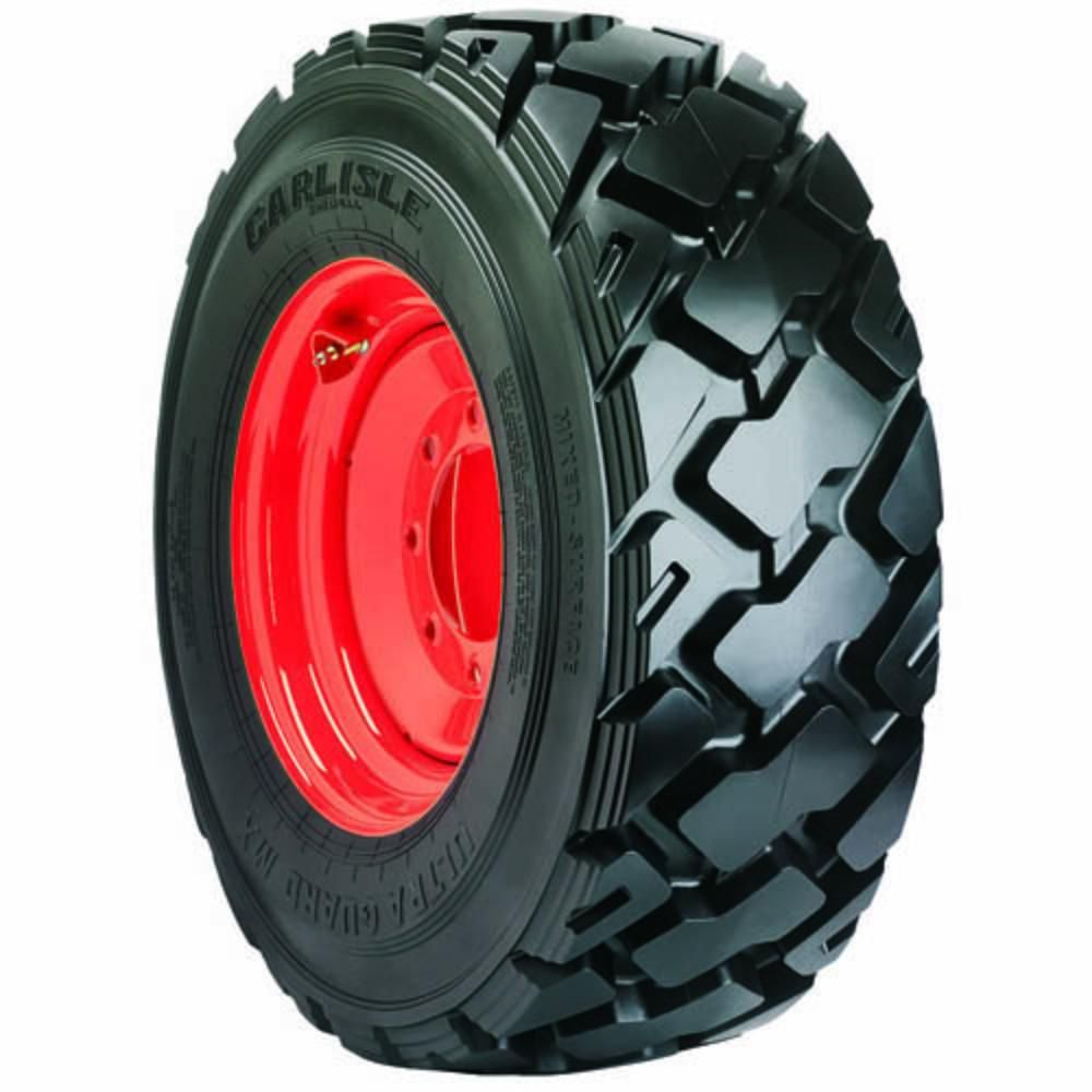 Carlisle Ultra Guard Mx Construction Tire 14 17 5 Lrg 14 Ply Wheel Not Included Carlisle Trailer Tires Lawn Mower Tires