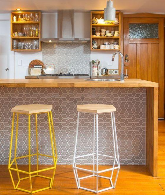 cocinas americana estilo moderno   Design   Pinterest   Cocina ...