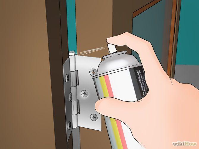 Lubricate Door Hinges Hinges Door Hinges Squeaky Door