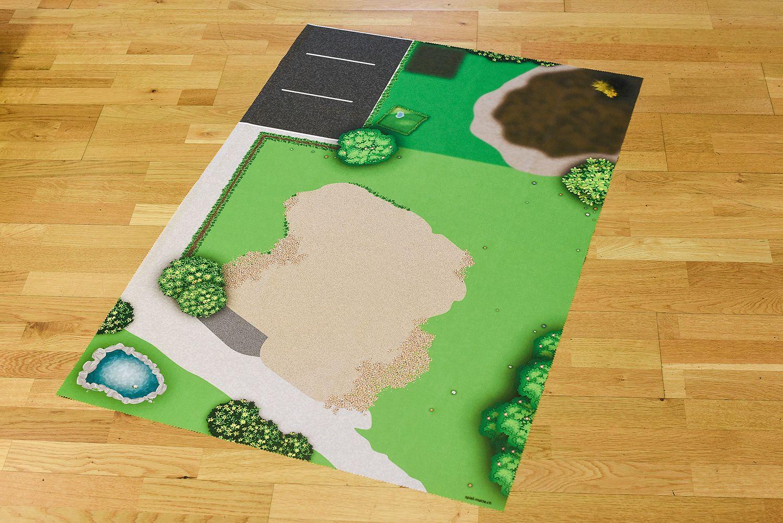 Spiel Teppich Fur Playmobil Und Co Funktioniert Auch Hervorragend