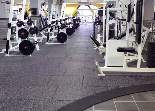 Rubber tiles 25mm thickness for gym gym rubber flooring pinterest golds gym in oakland ca rubber gym weight room flooring recycled sustainable rubber tiles gym flooring tyukafo