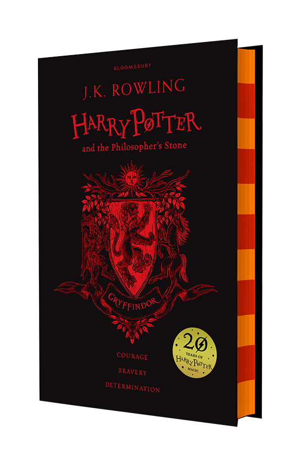 Harry Potter And The Philosopher 39 S Stone Gryffindor