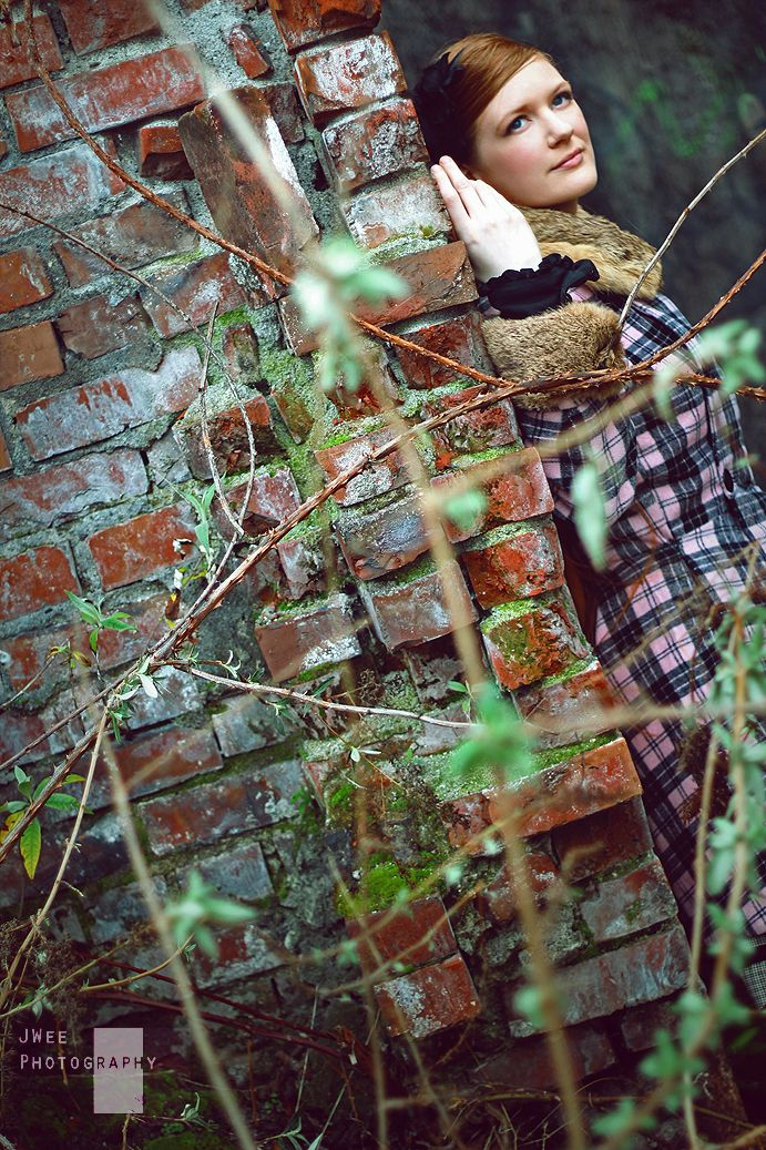 Brick Wall  by ~peopledelighted