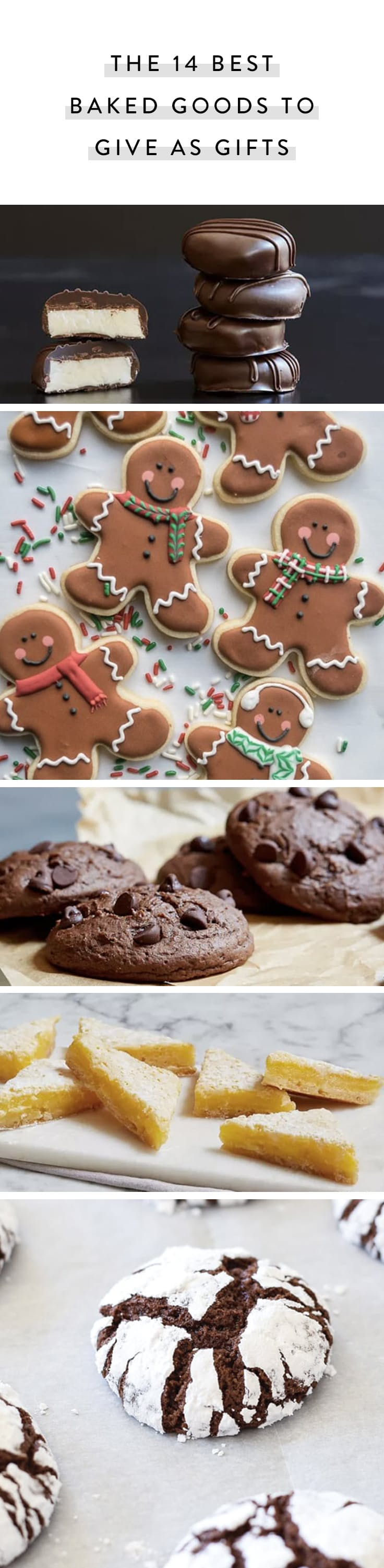 The 14 Best Baked Goods to Give as Gifts via @PureWow