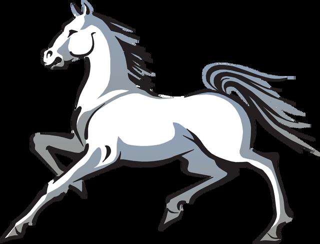 Clip Art Of Horses Horse Clip Art Year Of The Horse Horses