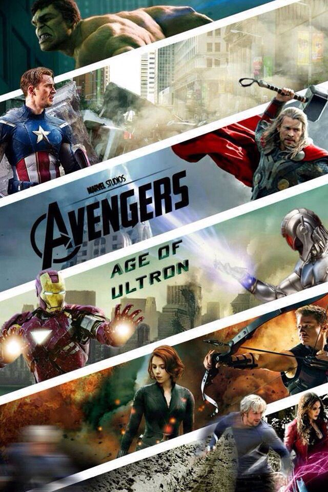 Age Of Ultron Avengers 2 Iphone 4 Wallpaper The
