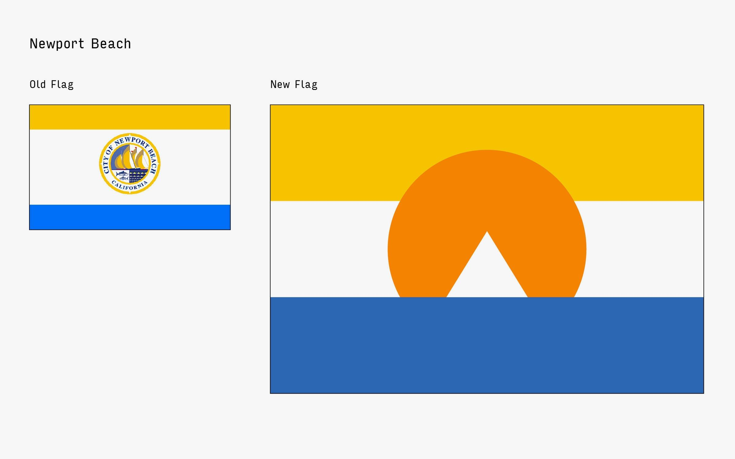 City Flags Are A Hot Mess Here Are Some Beautiful Redesigns