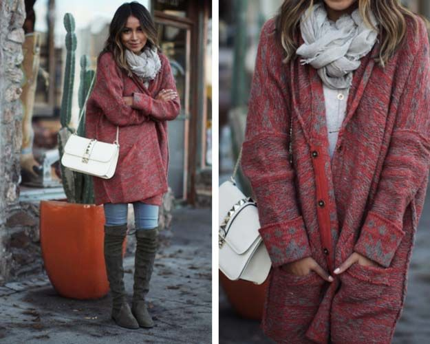 784dfa9795 45 Cute Winter Outfits to Keep you Warm and Chic | Style | Mode