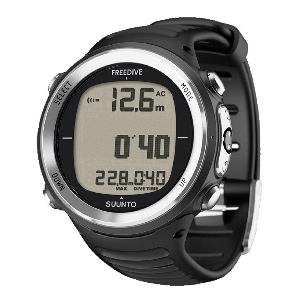 Suunto D4f Black Freedive Apnea Watch Computer Scuba