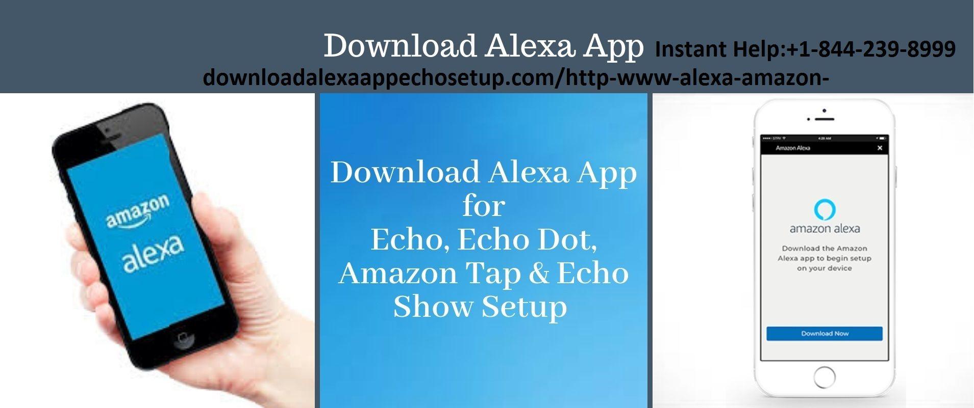 We are here to help you download alexa app, alexa app
