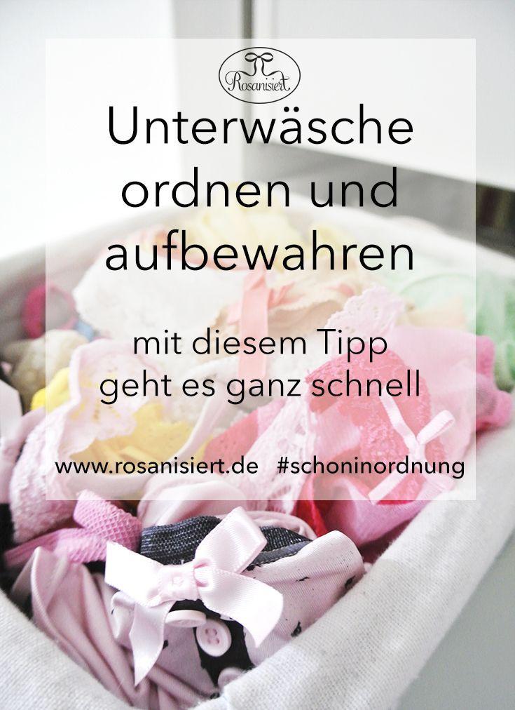 Unterwäsche Falten