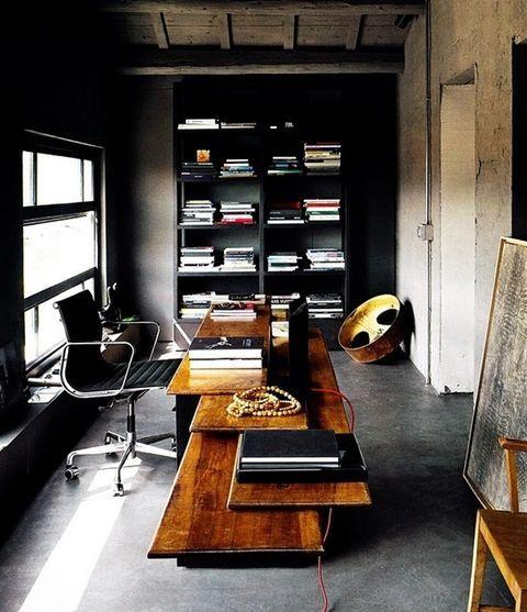 Ideas para Decorar Oficinas para Hombres: http://decoraciondeoficina.com/ideas-decorar-oficinas-hombres/