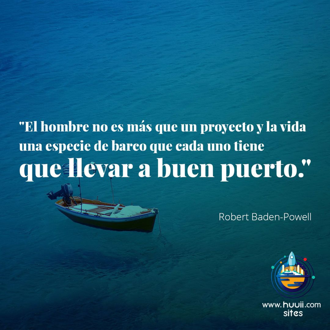 Robert Baden Powell Frases Pensamientos Y Frases Inspiradoras