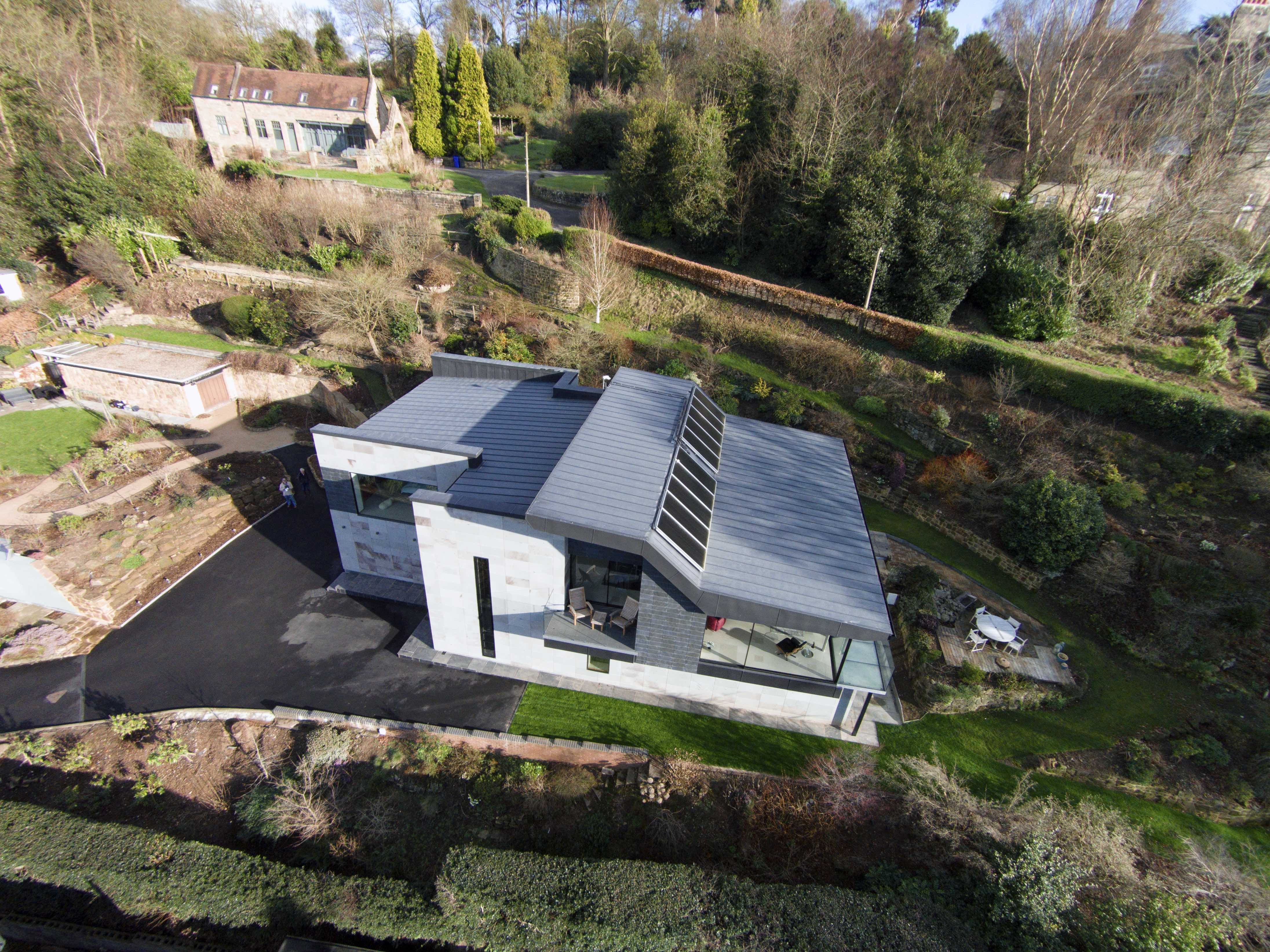 Pin By Nick Carper On House Projects Zinc Roof House Styles