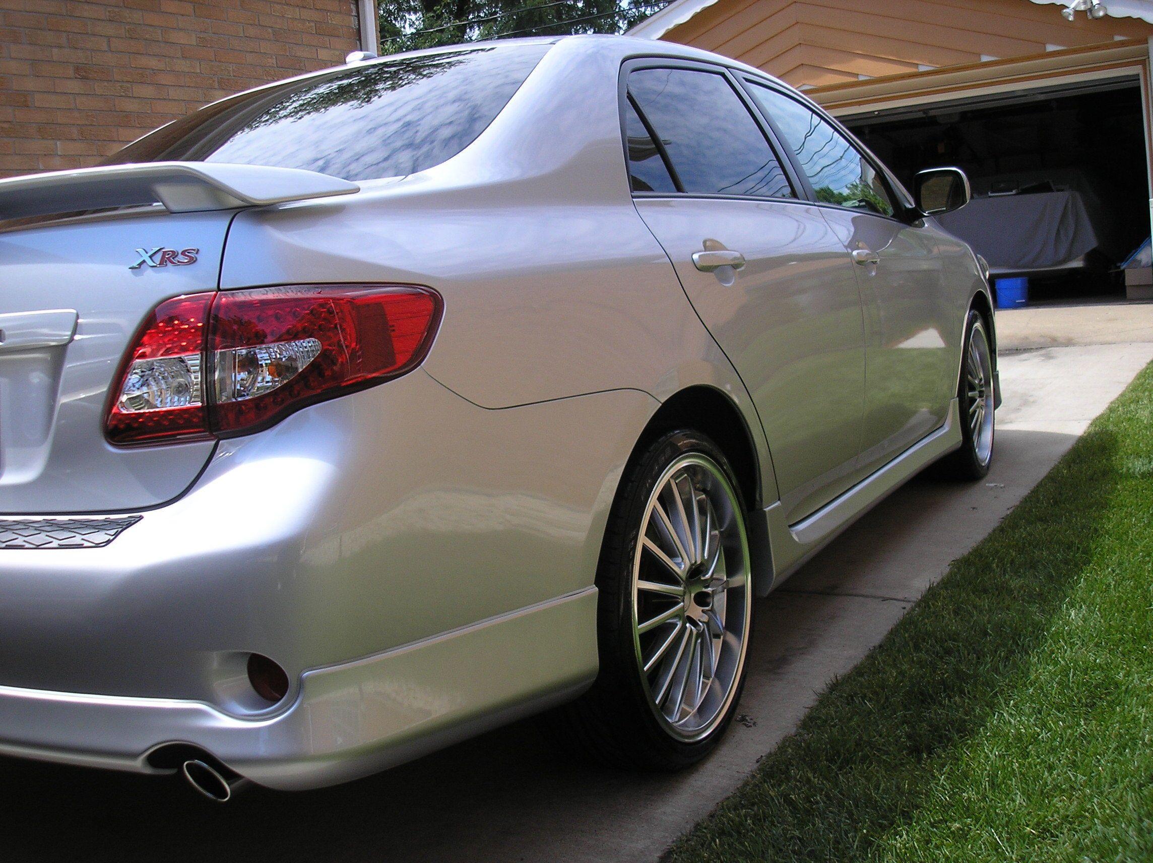 Pooky50 2009 Toyota Corolla33417220032 Original Sedan Toyota Toyota Corolla