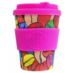 Ecoffee Cup Bambus To Go Becher Couleur Cafe 355ml Mittel Waterfall