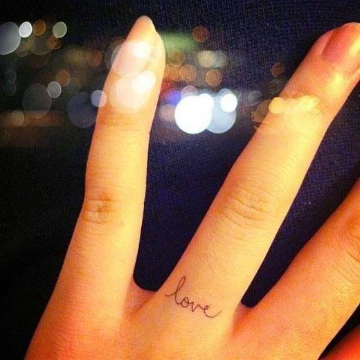 Tatuajes discretos y elegantes de los que te enamorarás