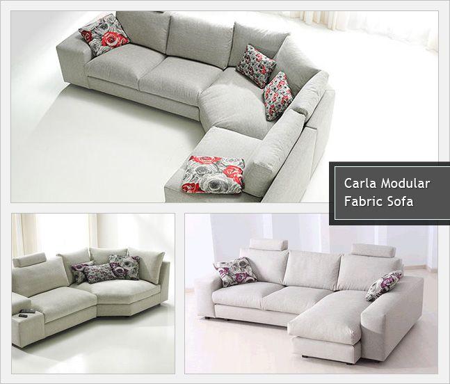 Carla Modular Sofa