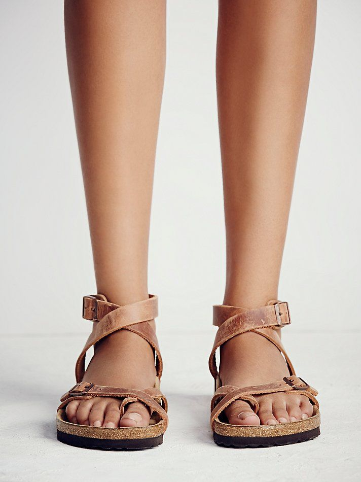 8e41299db7a Birkenstock Yara at Free People Clothing Boutique