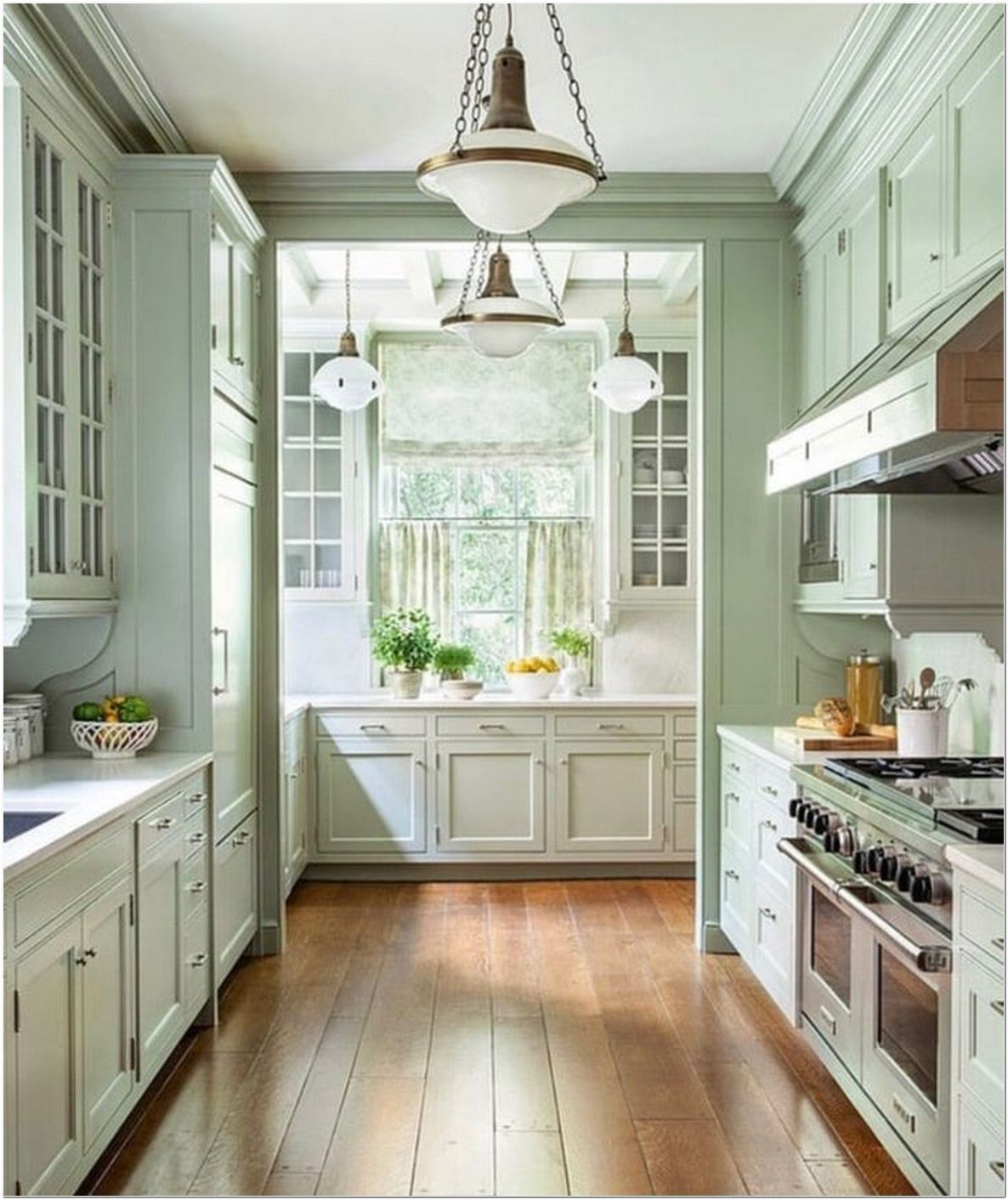 96+ Beautiful Simple French Country Kitchen Ideas For