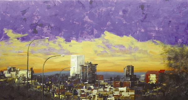 STOA GALLERY, Estepona - Paz Aymerich : Ciudad de Paz - 3 febrero > 19 abril, 2017 @STOAGallery http://mpefm.com/mpefm/modern-contemporary-art-press-release/spain-art-press-release/stoa-gallery-estepona-paz-aymerich-ciudad-de-paz