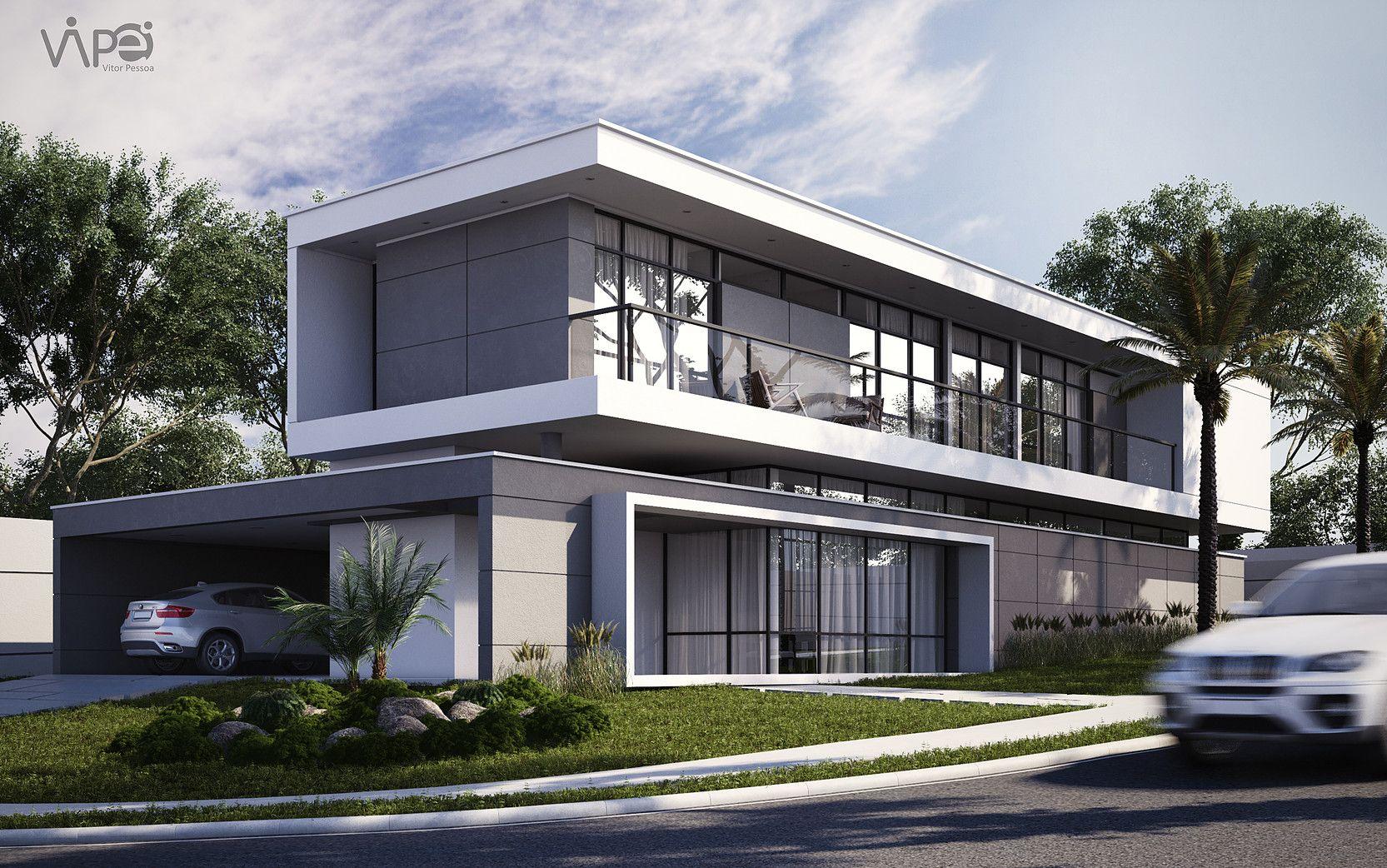 Vipe residencia lc modern casas modernas casas modulares a casas prefabricadas - Archi moderni casa ...