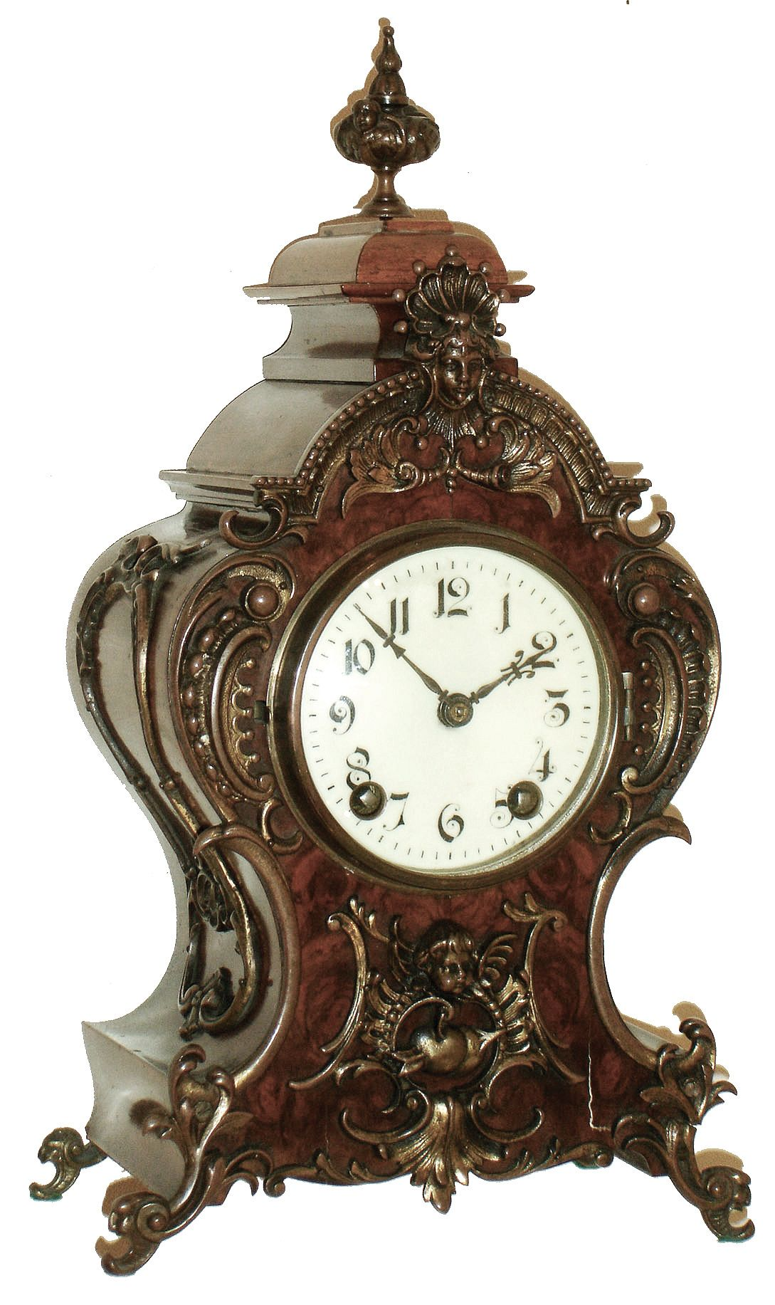13125 A Jpg Obraz Jpeg 1089 1833 Pikseli Skala 34 Antique Clocks Antique Clock Mantel Clocks