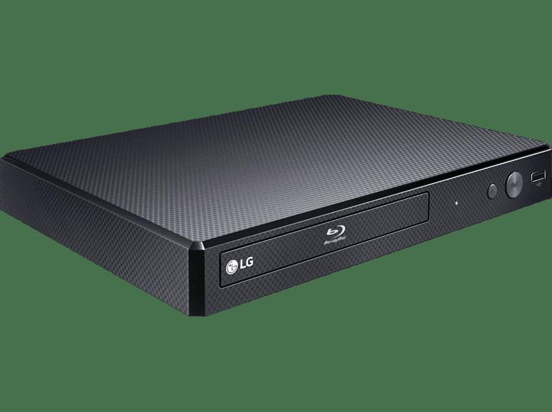Lg Bp250 Blu-ray Player (schwarz) ,schwarz