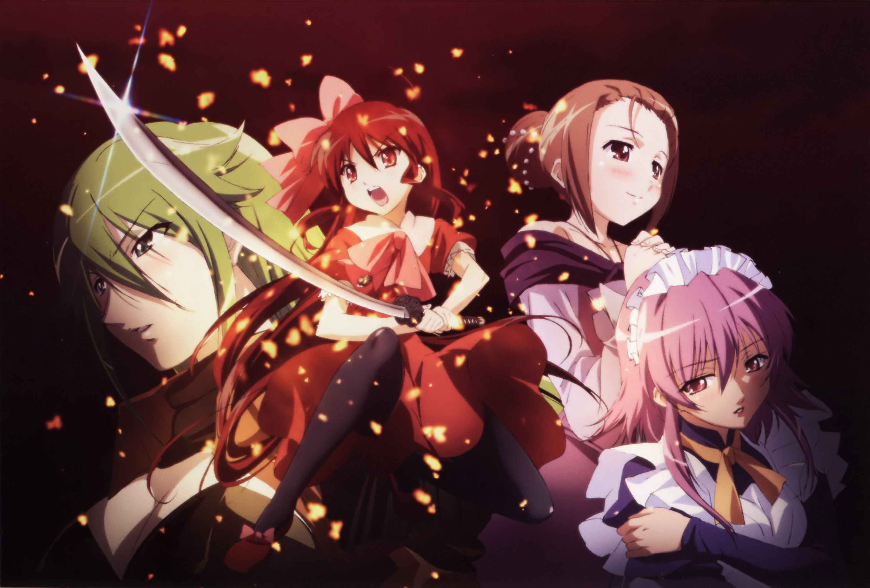 Shakugan no Shana - Image Thread (wallpapers, fan art, gifs, etc ...