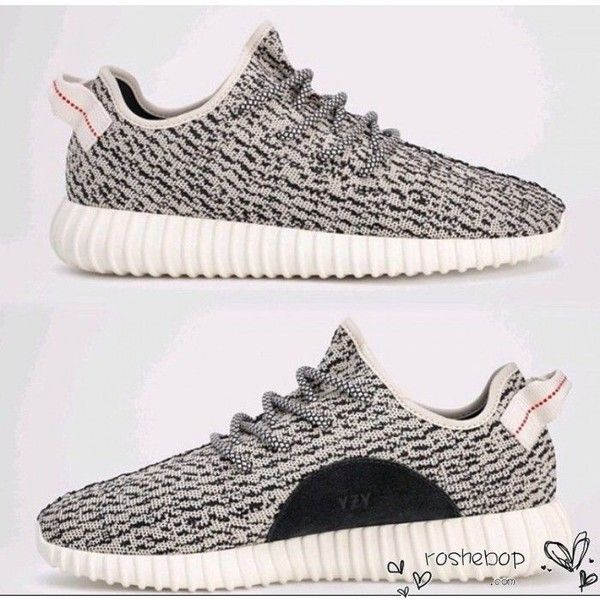 watch 970f7 c915e Adidas YEEZY BOOST 350 Originals x Kanye West Low White ❤ liked on Polyvore  featuring accessories