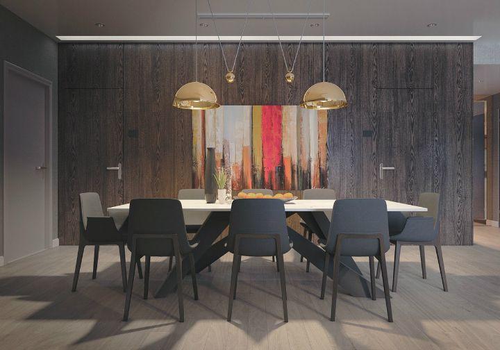 Inspiring Home Decor Ideas For Contemporary Dining Rooms