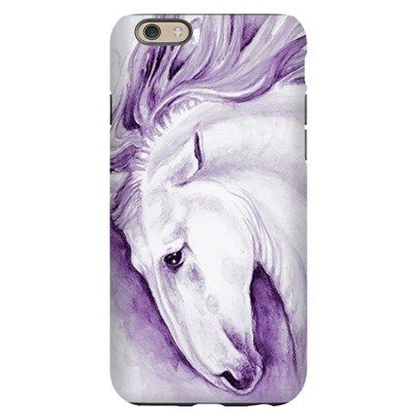 Purple Unicorn Iphone Cases - CafePress