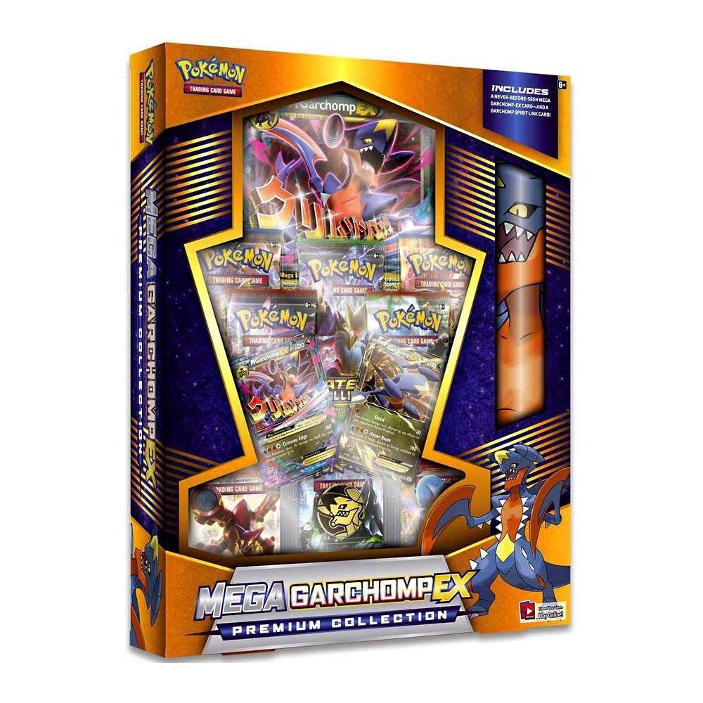 Pokemon Trading Card Game Mega GarchompEX Premium
