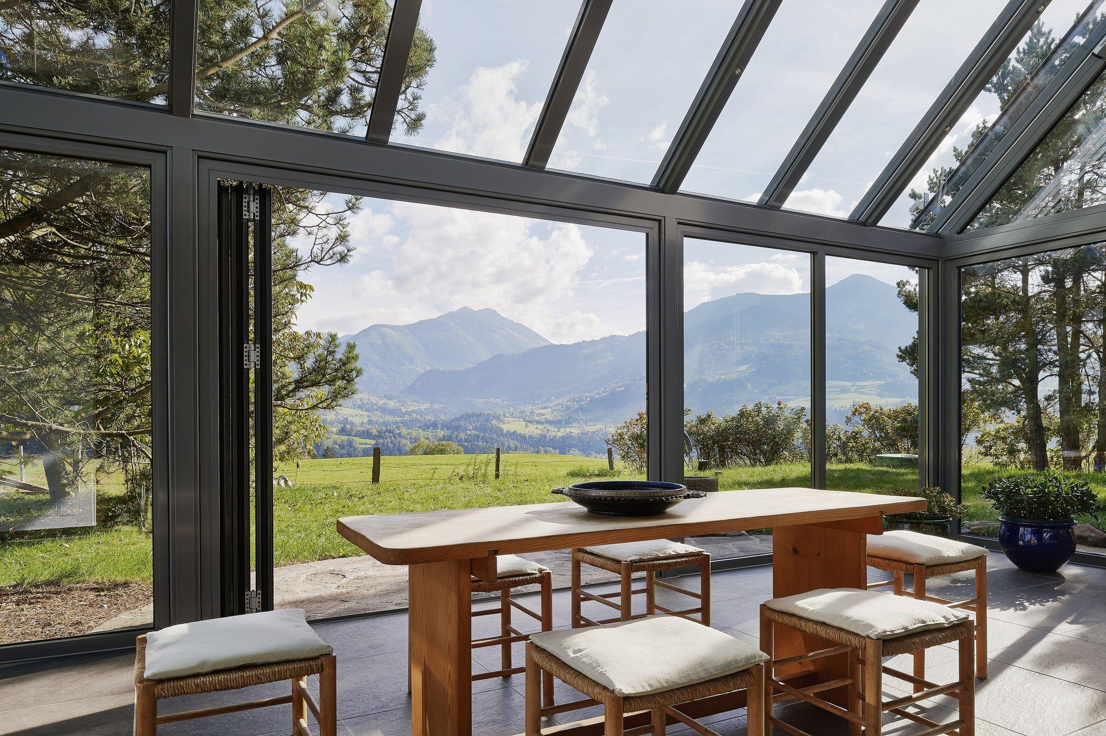 SOLARLUX : Aménagement intérieur & extérieur - ArchiExpo | Wintergarten, Glashaus ...