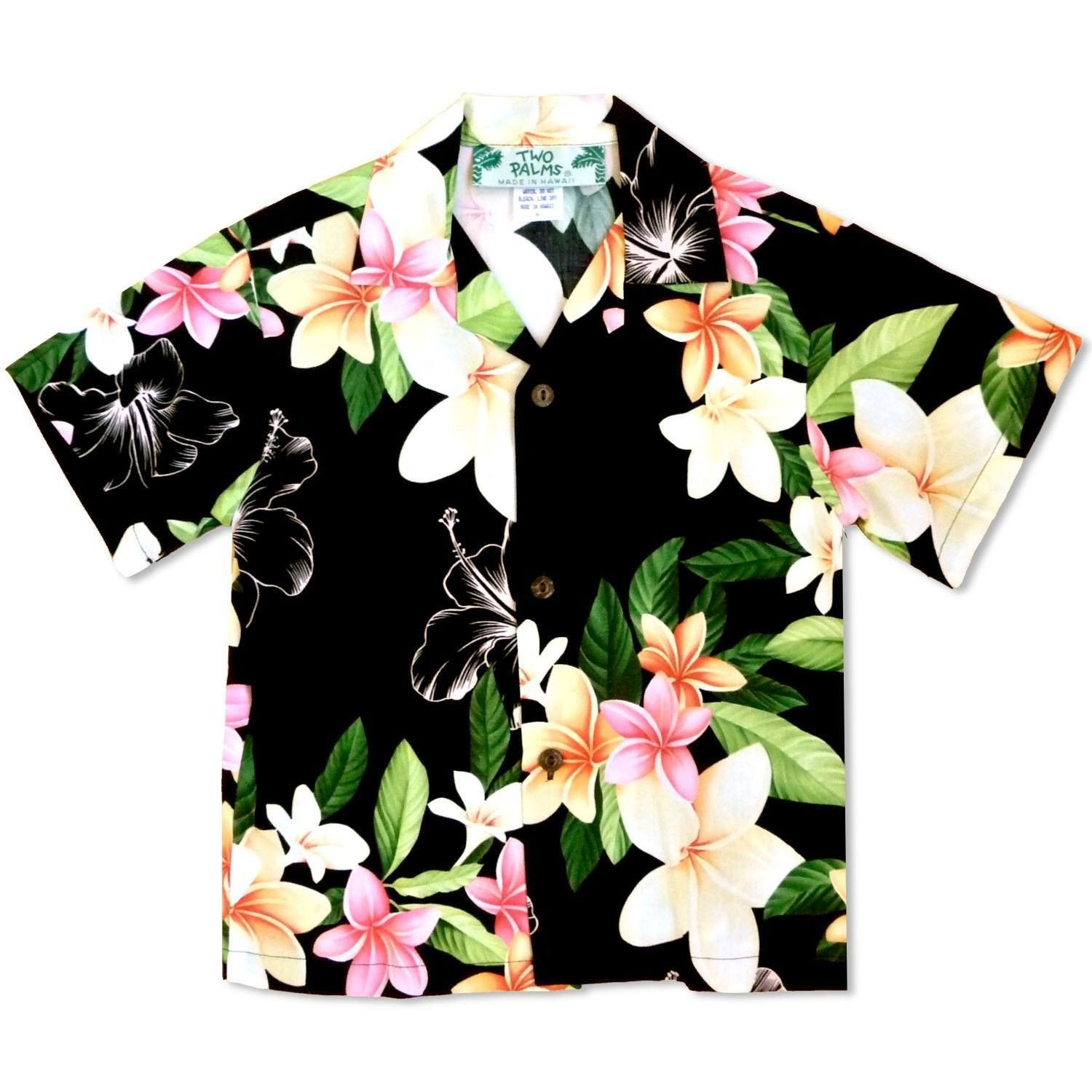 61291719 Pebble Black Hawaiian Boy Shirt | Melbourne Shop Mood board | Boys ...