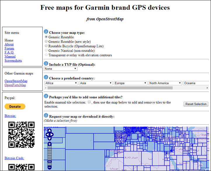 How To Install Free Maps On Your Garmin Edge Free Maps