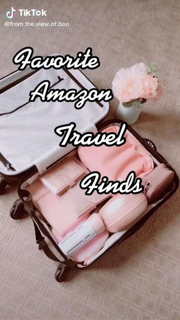 Amazing Amazon Travel Essentials