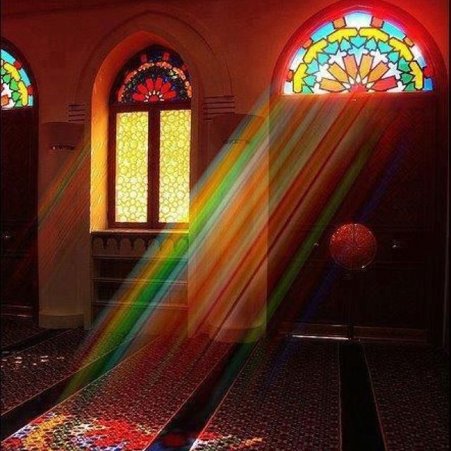 Light Shining Through Stained Glass Windows Stained Glass Art Stained Glass Stained Glass Mosaic