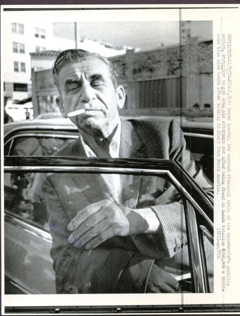 Meyer Lansky   Real gangster, Mafia, Mafia gangster