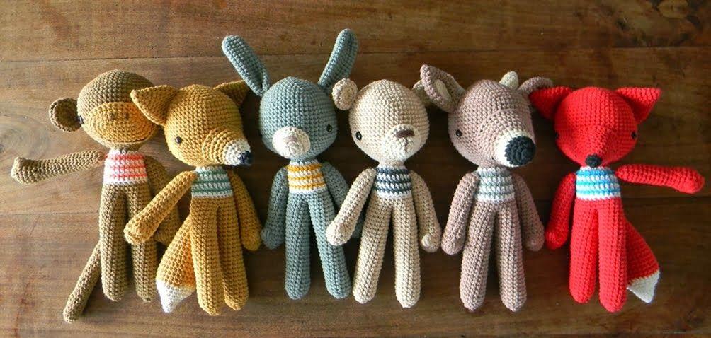 pica-pau | Crochet - amigurumis | Pinterest | Pulpos, Patrones y Tejido