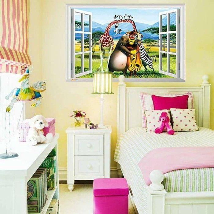 Schöne Kinderzimmer | Schone Wandbilder Fur Kinderzimmer Mit Helden Aus Dem Film