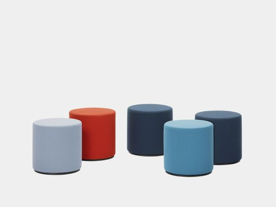 The Visiona Stool was created in 1970 for Verner Panton's