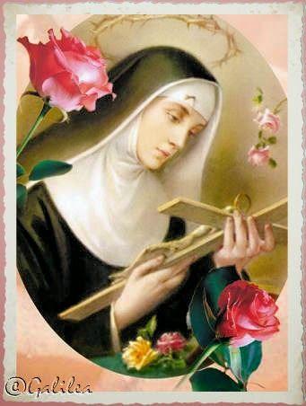 Santa María, Madre de Dios y Madre nuestra: Santa Rita de Casia, 22 de Mayo
