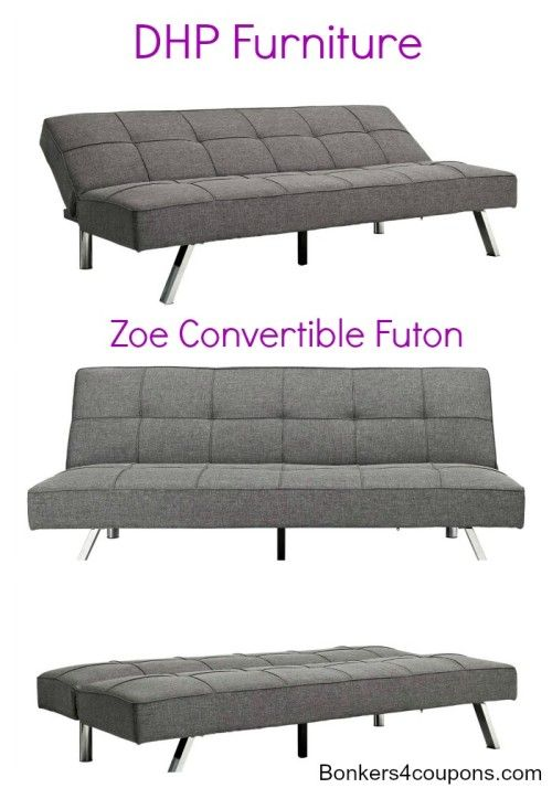 Dhp Zoe Convertible Futon Giveaway Contests Giveaways