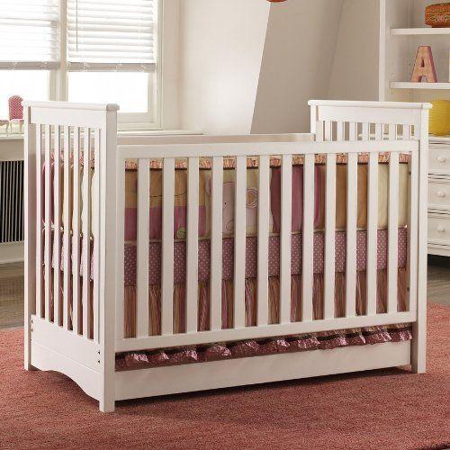 Bonavita Peyton Crib | Alyssa-Nursery | Pinterest