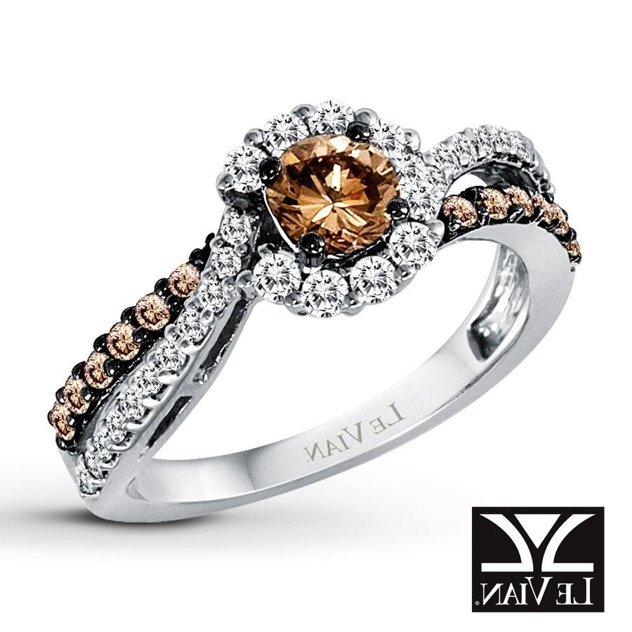 Imitation Chocolate Diamond Wedding Rings: Chocalte Diamond Rings Weddings At Reisefeber.org