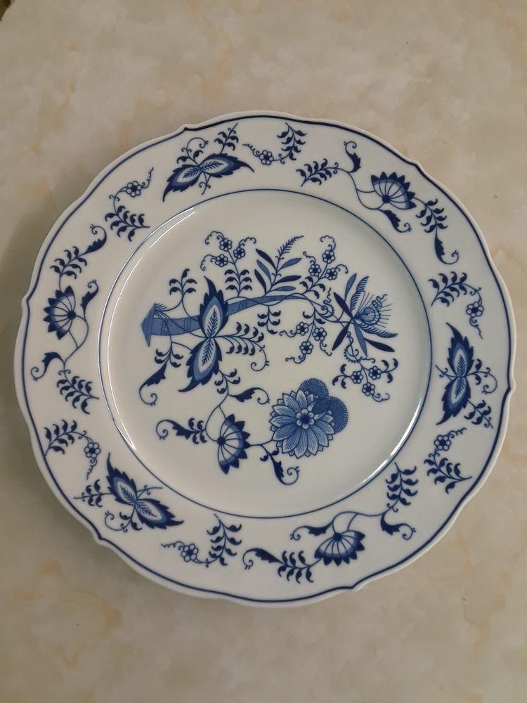 Blue Danube Japan 10 1 4 Dinner Plate Rectangle Mark 3 Available Dinner Plates Fine Bone China 10 Things