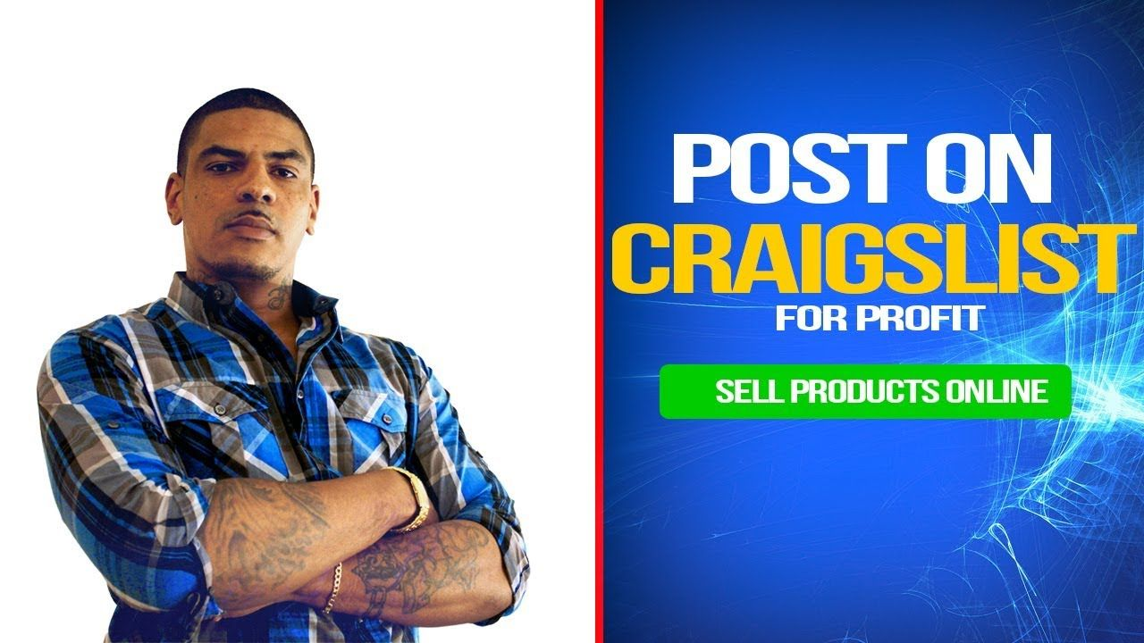 How To Post an ad on Craigslist with Pictures - Walk ...