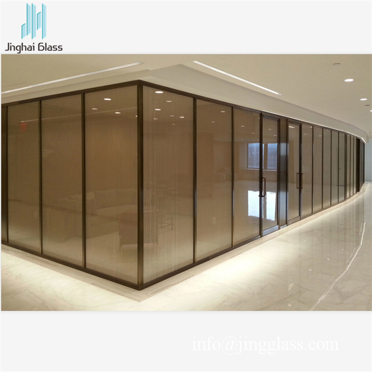 Wholesale Factory Price Building Grey Laminated Glass Laminated Glass Casement Windows Glass And Aluminium